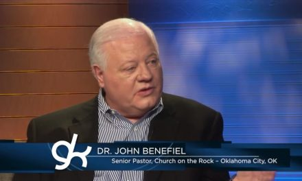 God Knows with Mike and Cindy Jacobs | Binding The Strongman | John Benefiel | Part 1