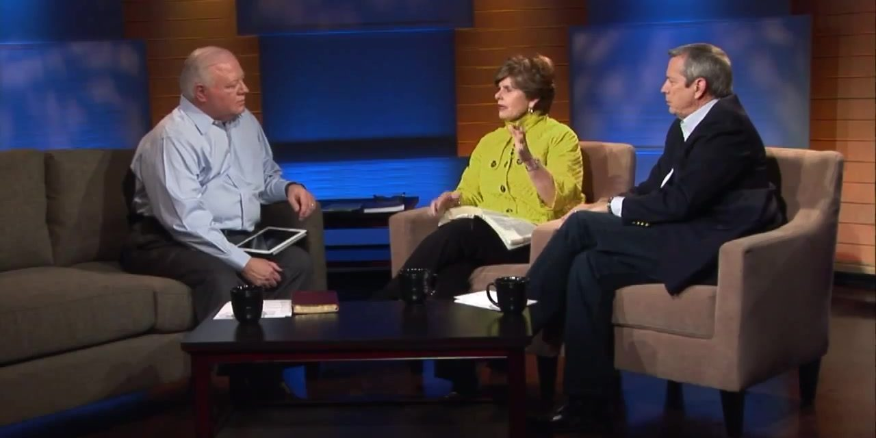 God Knows with Mike and Cindy Jacobs   Binding The Strongman   John Benefiel   Part 2