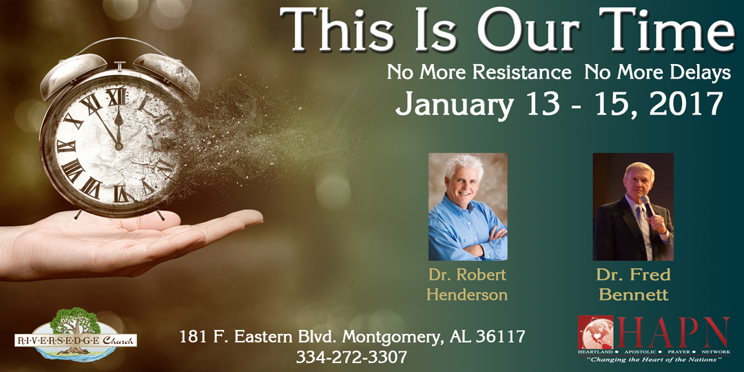 This Is Our Time – No More Resistance No More Delays